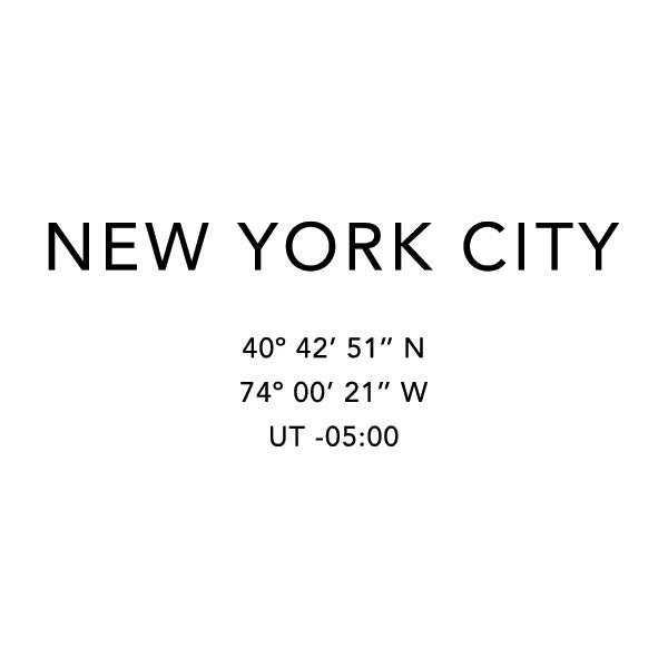 Nueva York Poster