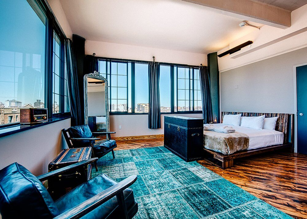 hoteles baratos en Long Island City