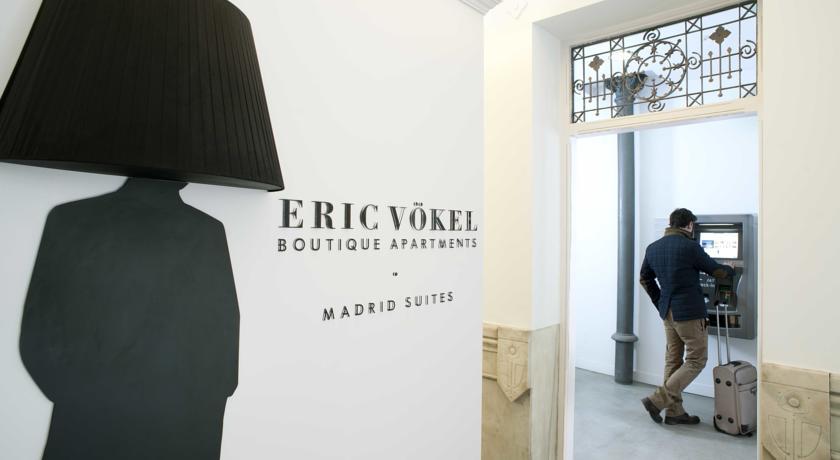 Eric Vökel Madrid Sutes hoteles con encanto en Madrid