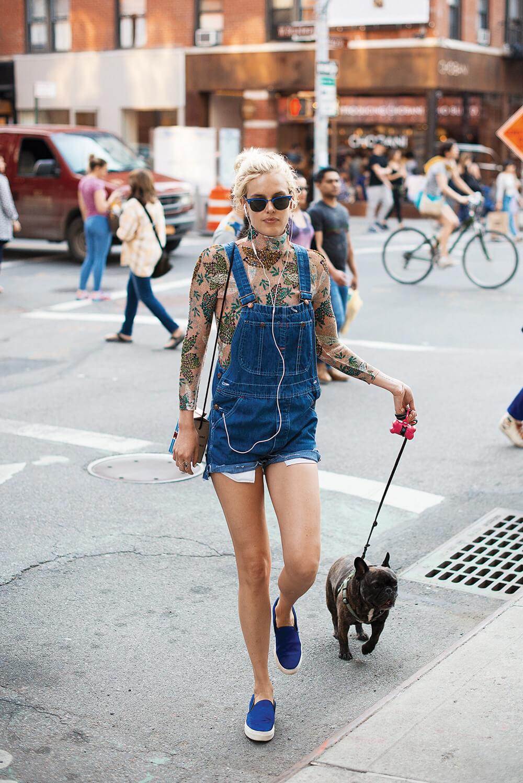 cómo se visten en Nueva York